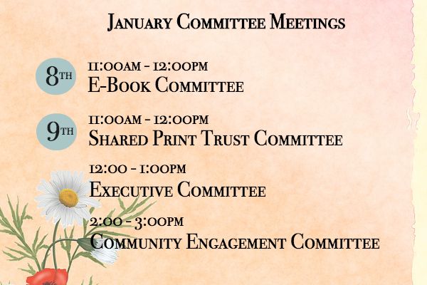 2018January_CommitteeMeetings