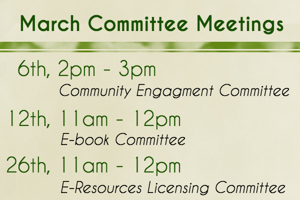 2018March_CommitteeMeetings