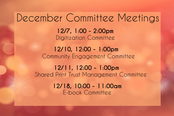 2018Dec_CommitteeMeetings